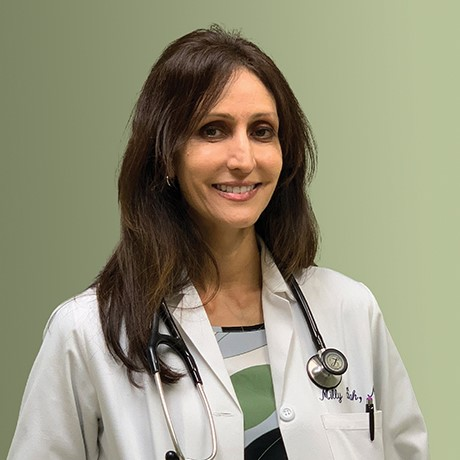 Doctors: Milly Shah, MD