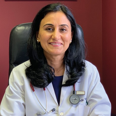 Doctors: Sue Sindhwani, MD